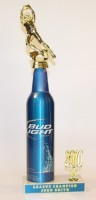 Blue Beer Can Champ