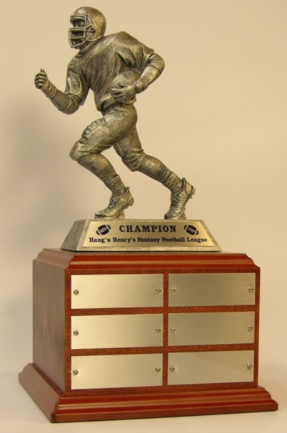Fantasy Football League Trophies Fantasy Football League