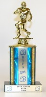 Custom Column Trophy