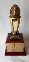 Fantasy Football League Trophy Riser